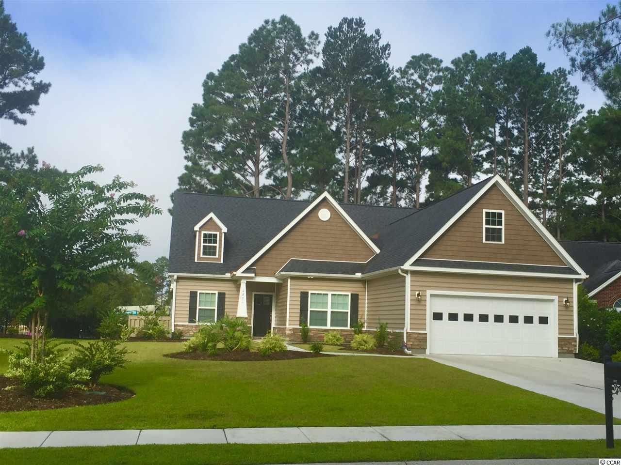 Detached MLS:1818481   4821 Keel Ct. Myrtle Beach SC