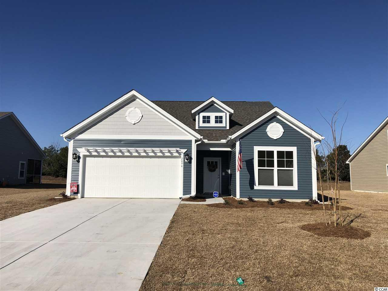 Detached MLS:1818486   2094 Saybrooke Ln. Calabash NC