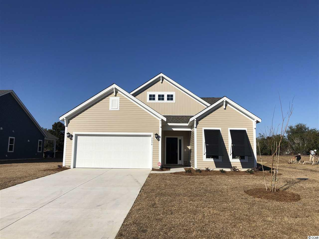 Detached MLS:1818489   2090 Saybrooke Ln. Calabash NC