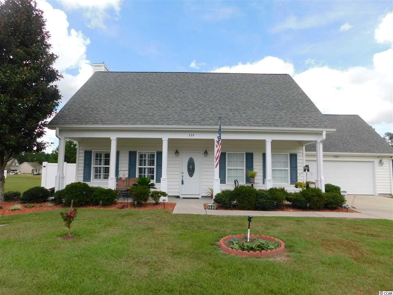 Detached MLS:1818512   205 Hamilton Way Conway SC