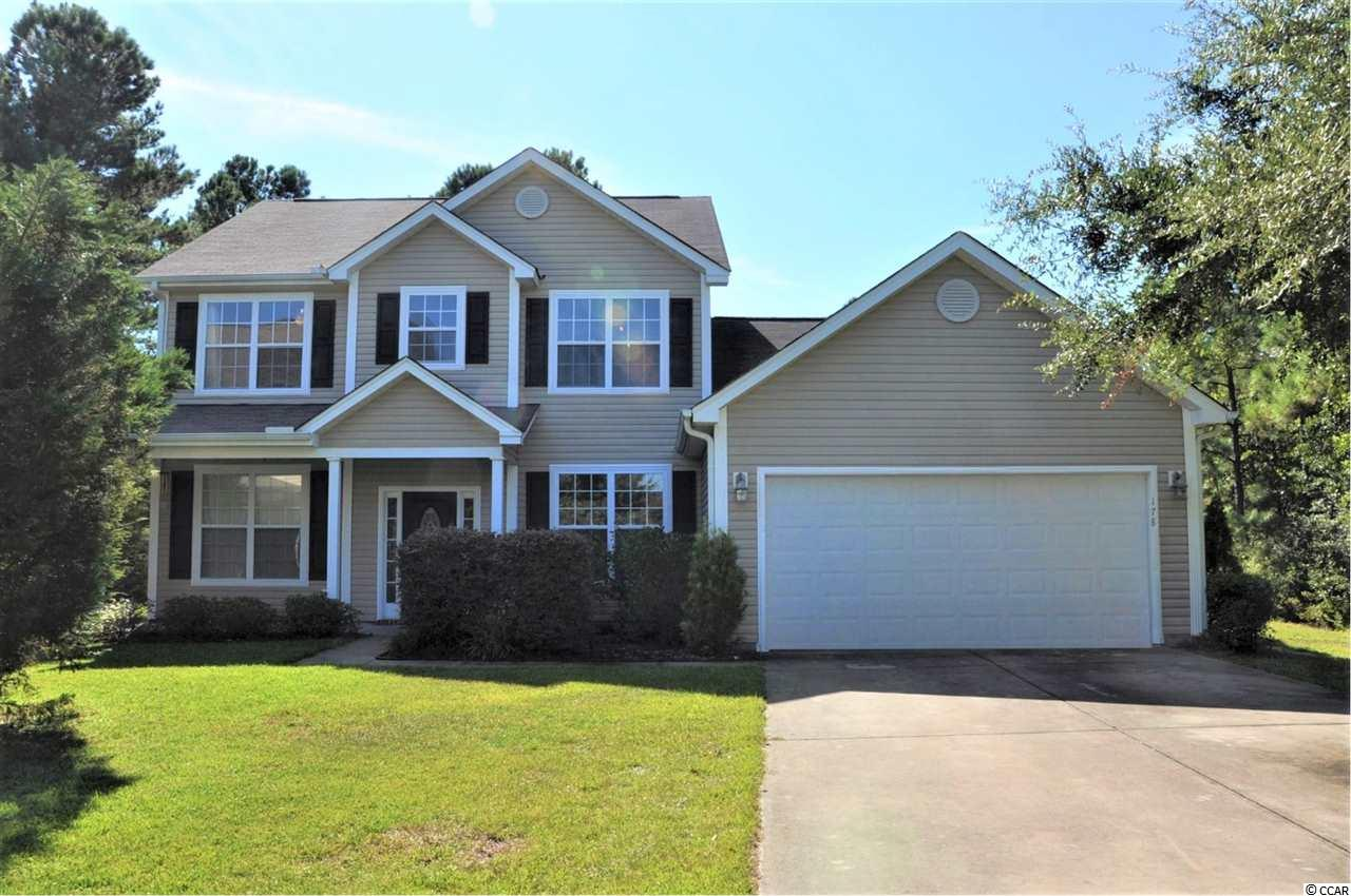 Detached MLS:1818516   178 Wyandot Ct. Myrtle Beach SC