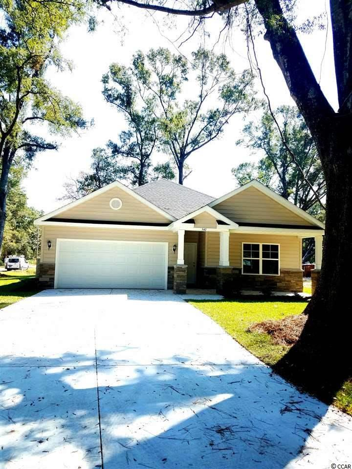 Detached MLS:1818531   Tbd1 Parkersville Rd. Pawleys Island SC