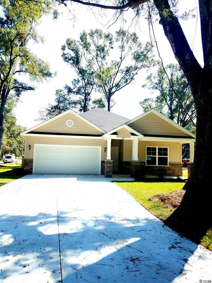 Detached MLS:1818532   540 Parkersville Rd. Pawleys Island SC