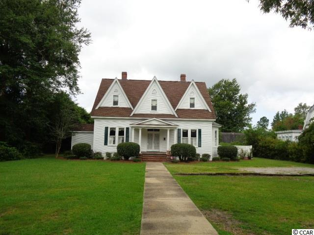 Detached MLS:1818539   203 Willcox Ave. Marion SC