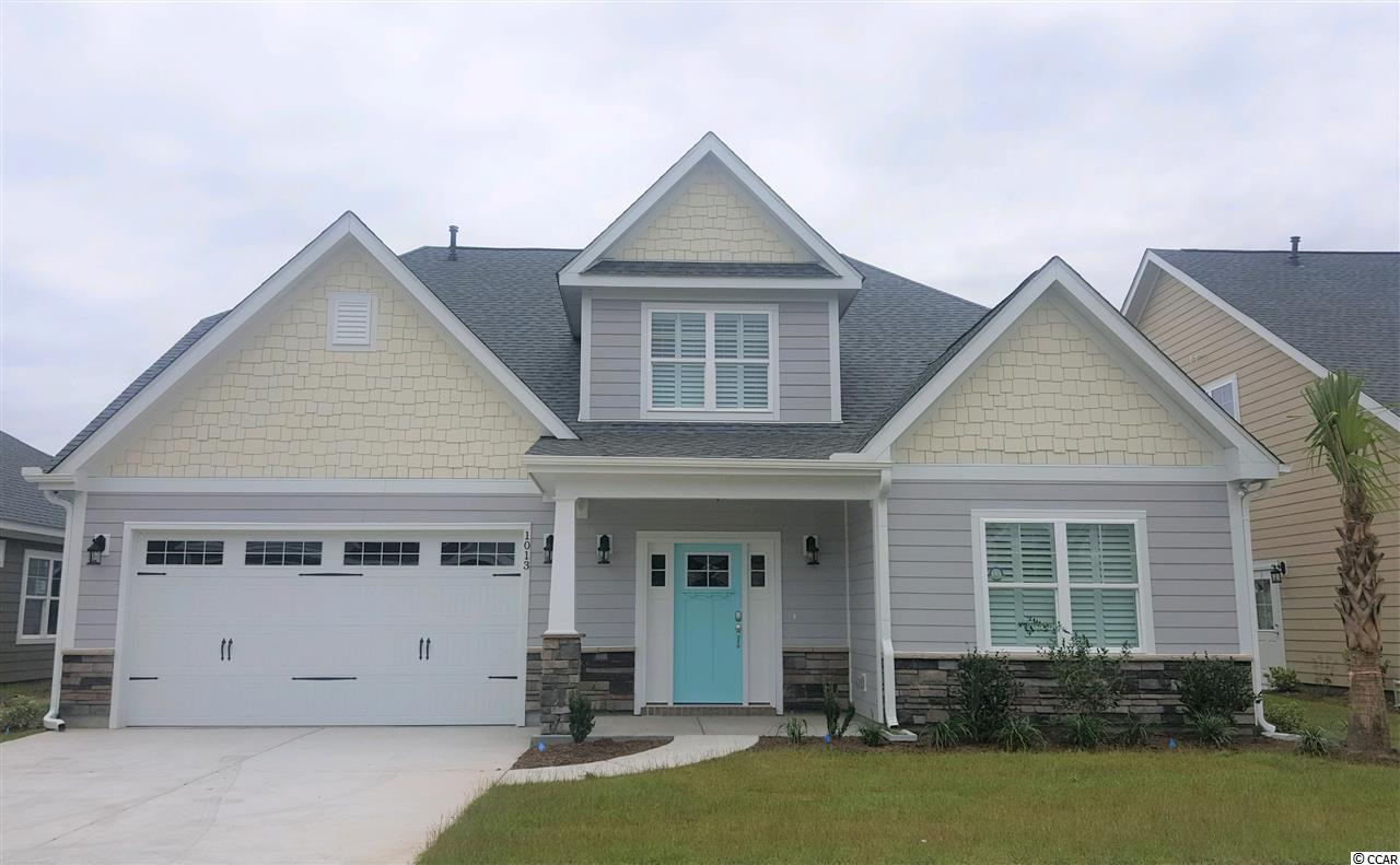 Detached MLS:1818541   1013 Bonnet Dr. North Myrtle Beach SC