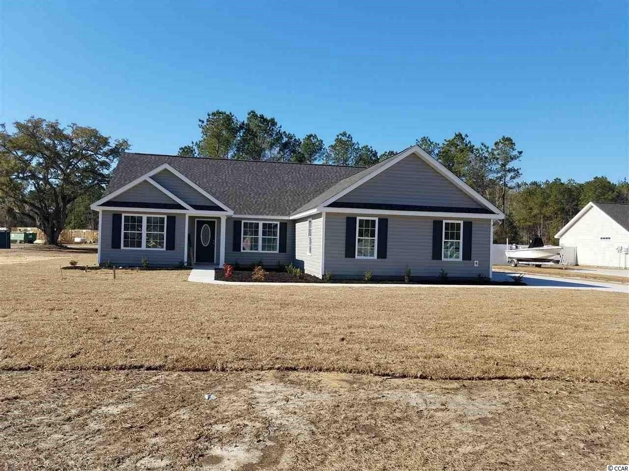Detached MLS:1818558   tbd Timber Run Dr. Georgetown SC