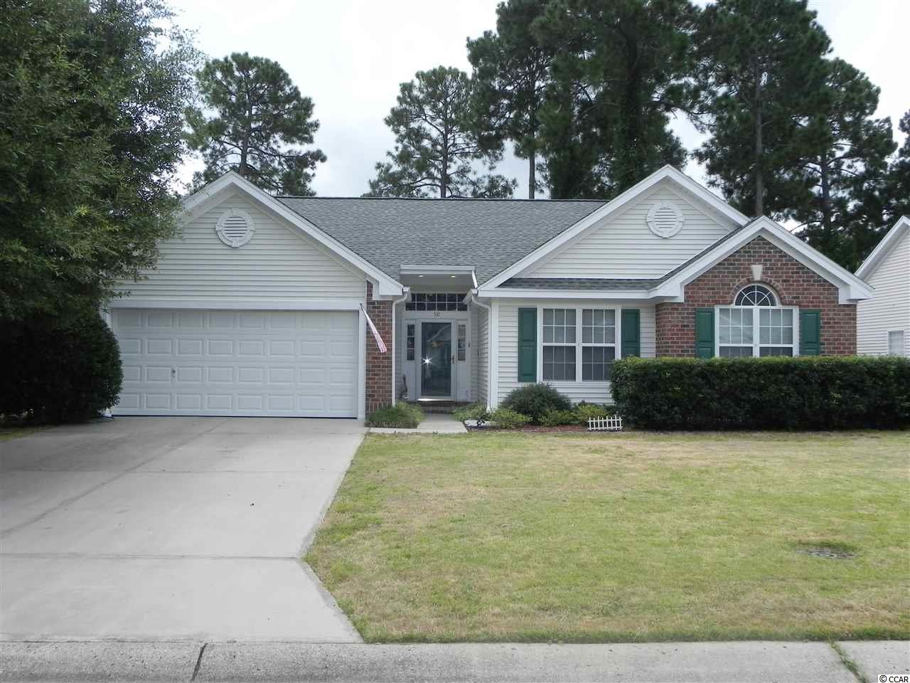 Detached MLS:1818567   510 Wildflower Trail Myrtle Beach SC