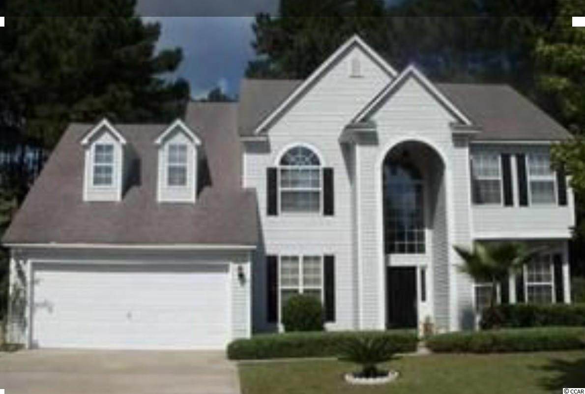 Detached MLS:1818634   477 Morning Glory Ct. Myrtle Beach SC