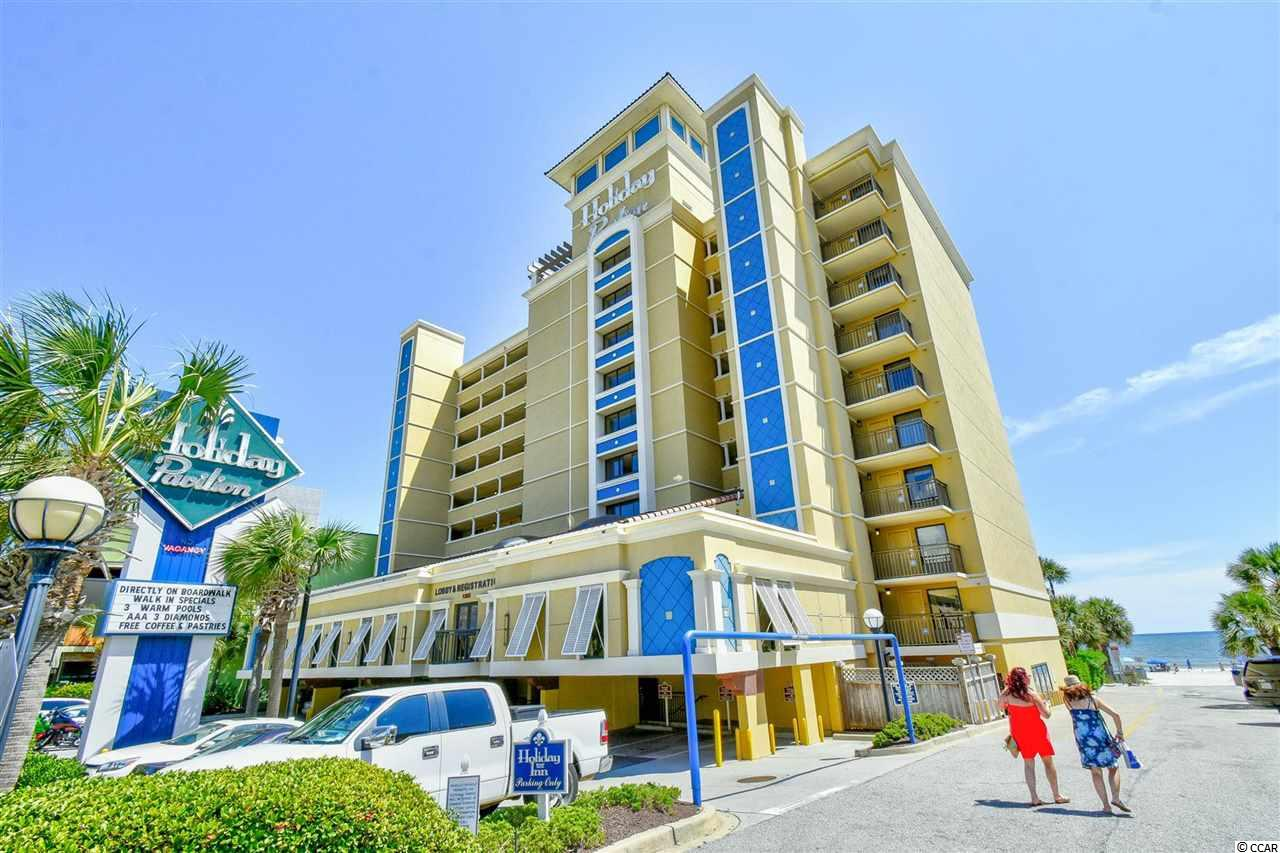 Condo MLS:1818645 Holiday Inn - Pavilion - MB  1200 N Ocean Blvd. Myrtle Beach SC