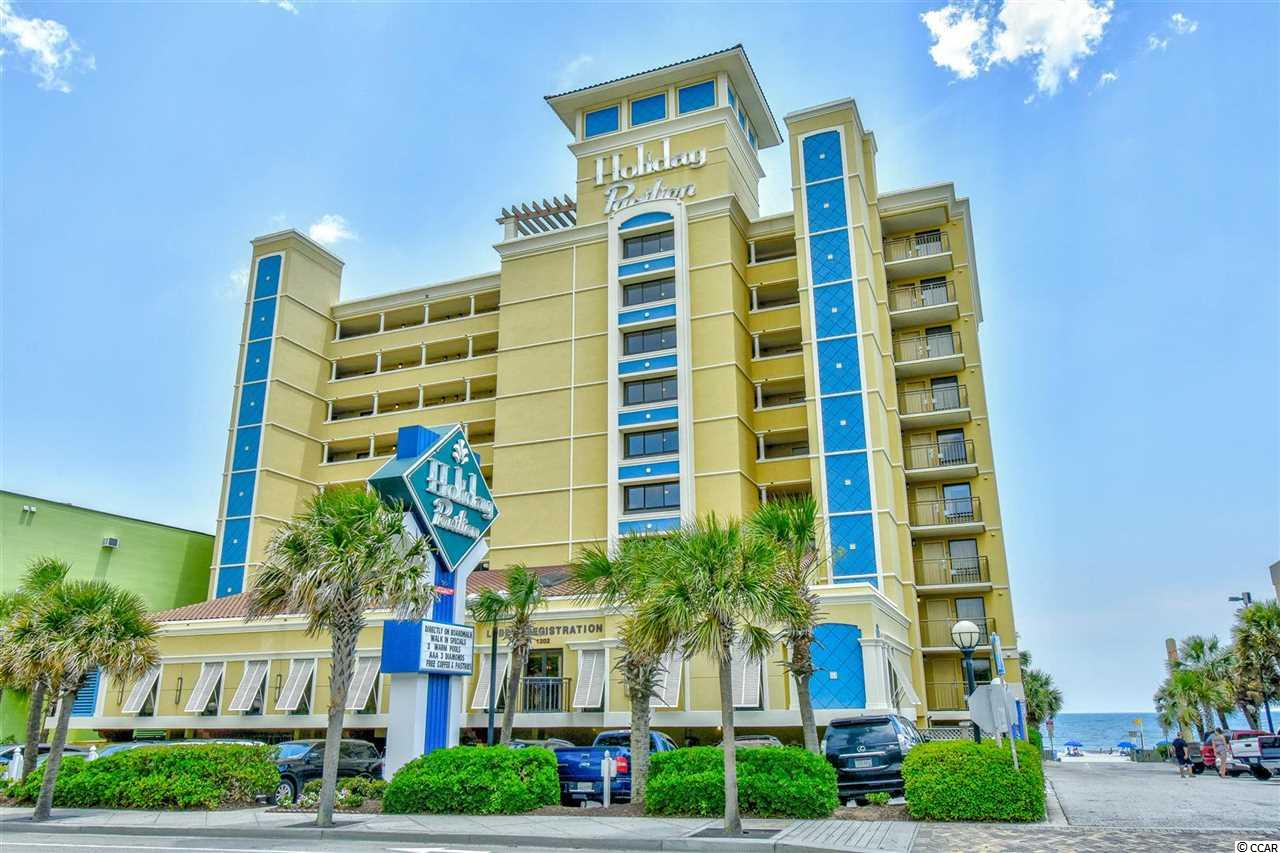 Condo MLS:1818659 Holiday Inn - Pavilion - MB  1200 N Ocean Blvd. Myrtle Beach SC