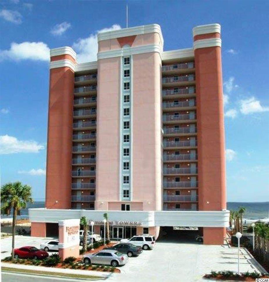 Condo MLS:1818672 ROXANNE TOWERS  1604 N Ocean Blvd. Myrtle Beach SC