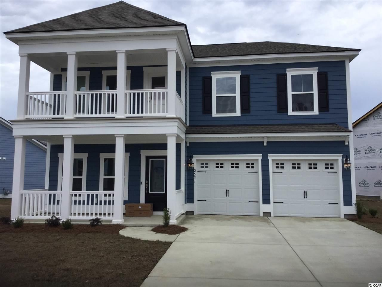 Detached MLS:1818687   2531 Goldfinch Dr. Myrtle Beach SC
