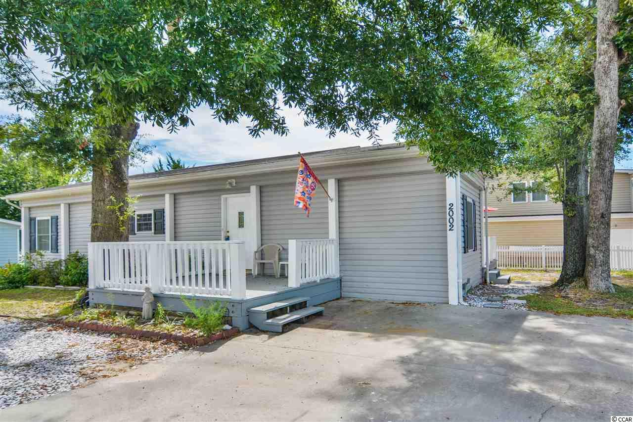 Manufactured Leased Land MLS:1818688   2002 Morning Glory Ct. Surfside Beach SC