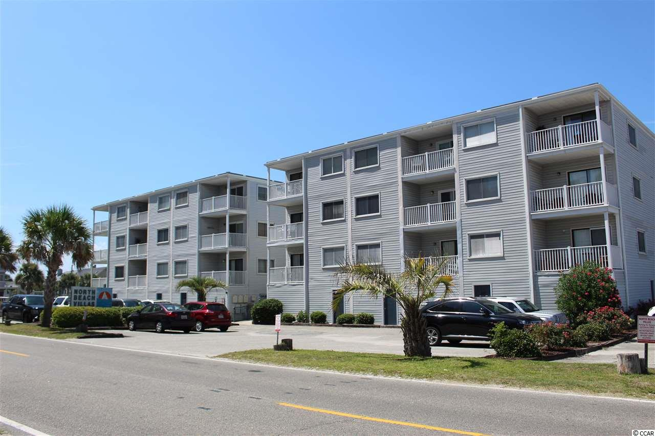 Condo MLS:1818690 North Beach Villa Condos  5709 N Ocean Blvd. North Myrtle Beach SC