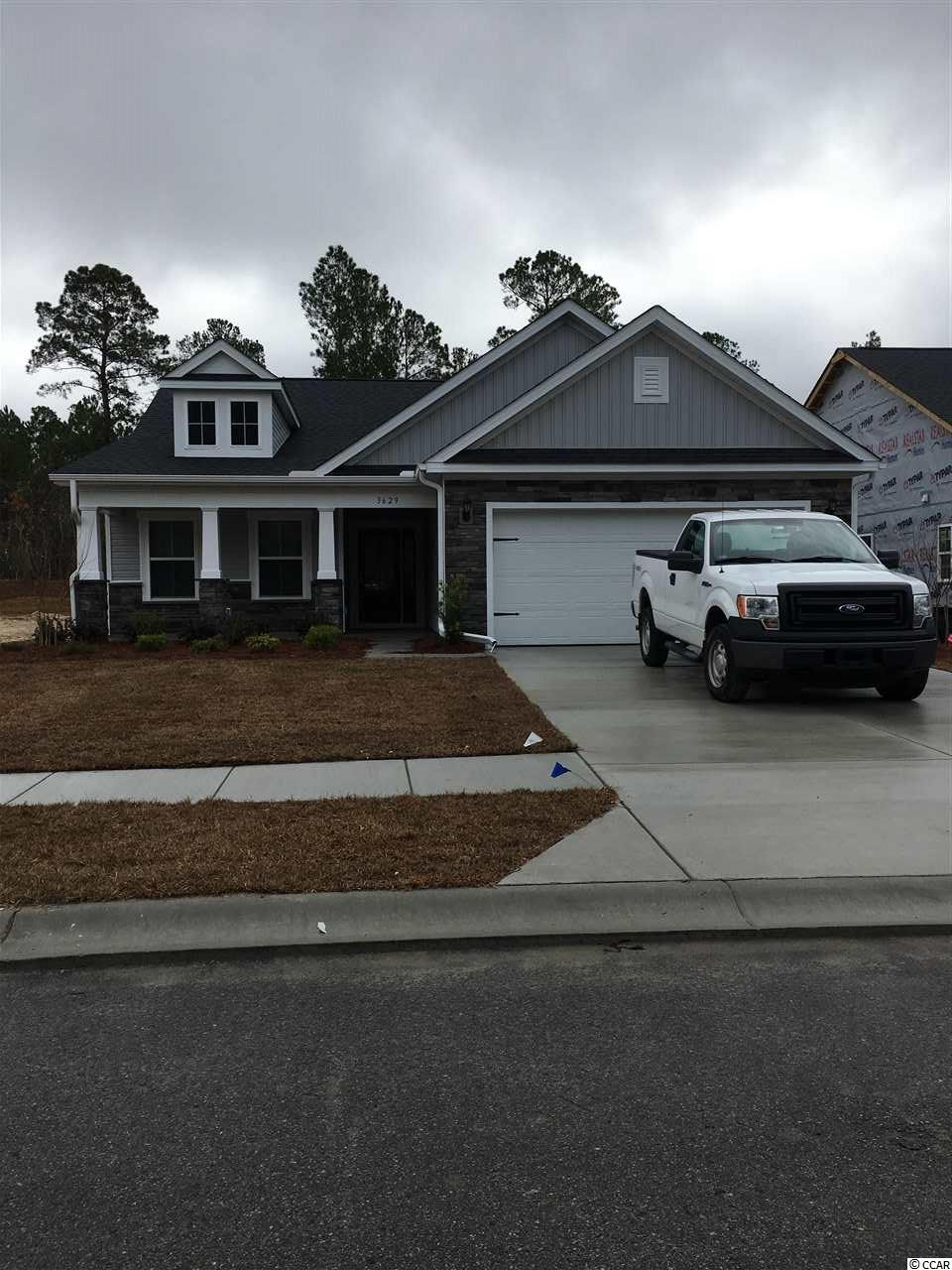Detached MLS:1818692   3629 Park Pointe Ave. Little River SC