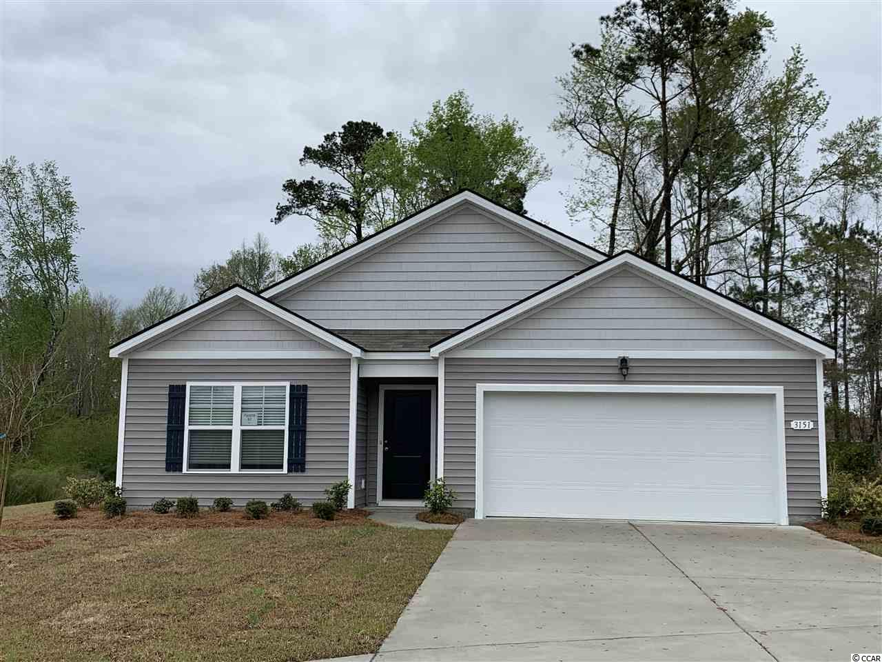Detached MLS:1818707   3151 Baytree Ln. Conway SC
