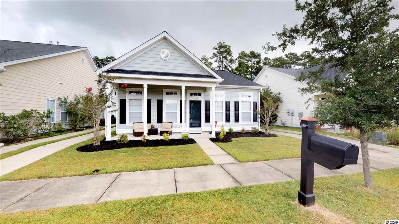 Detached MLS:1818725   1932 Heritage Loop Myrtle Beach SC