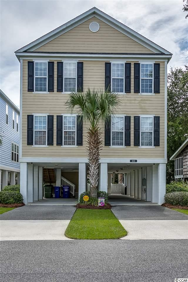 Detached MLS:1818733   111 N Pinewood Drive Surfside Beach SC