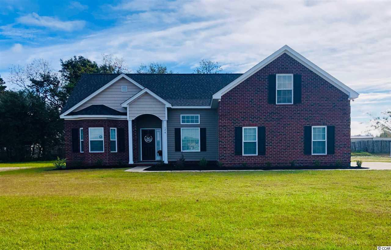 Detached MLS:1818749   120 Olympus Ln. Conway SC
