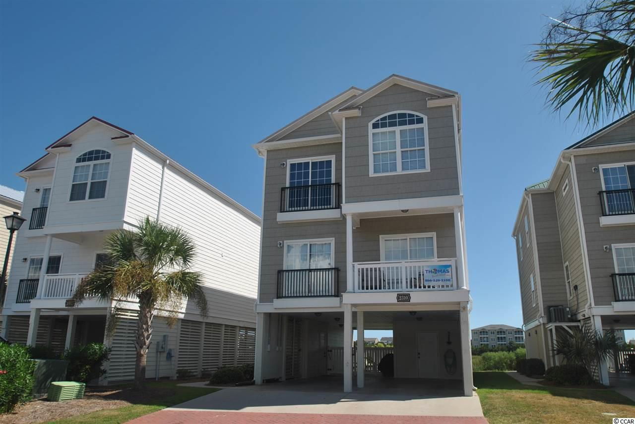 Detached MLS:1818750   2310 Pointe Marsh Lane North Myrtle Beach SC