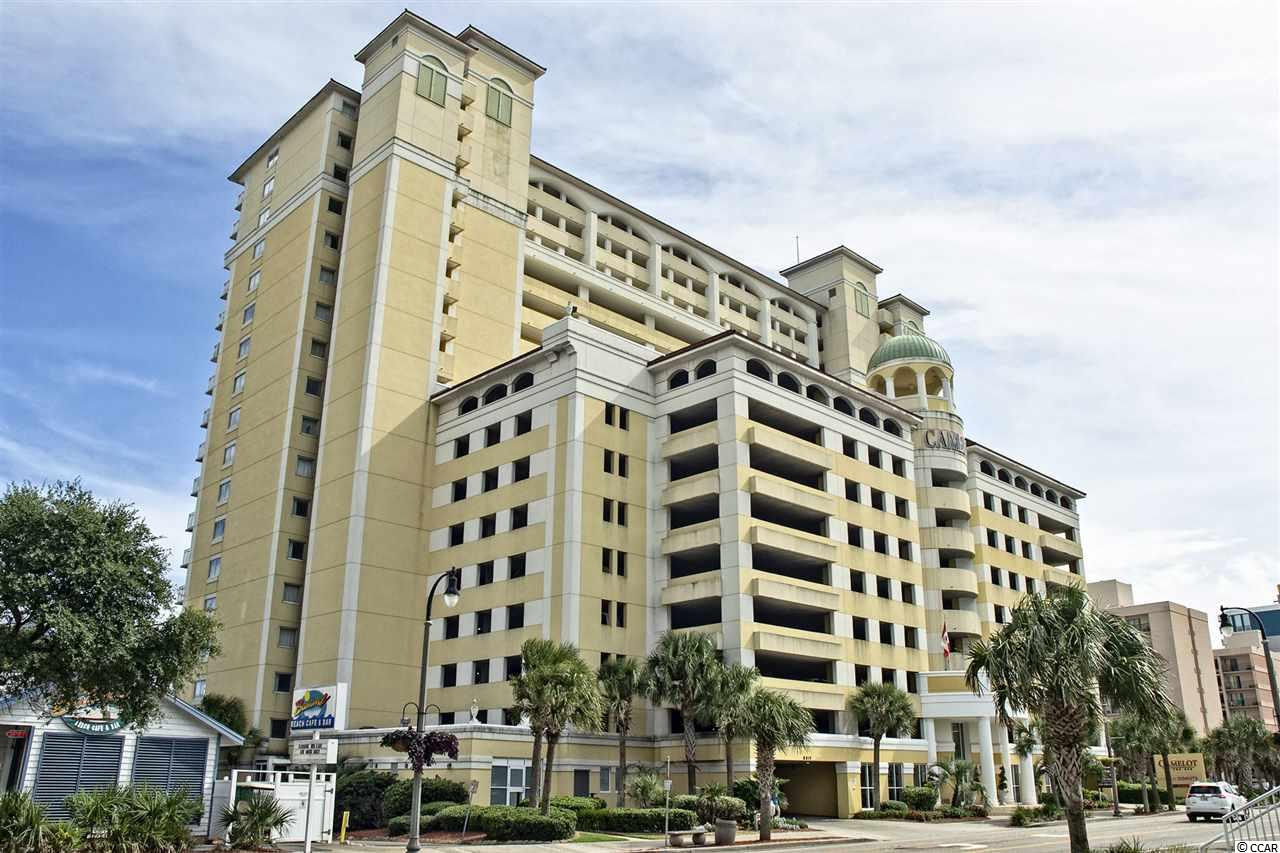 Condo MLS:1818769 Camelot By The Sea  2000 N Ocean Blvd. Myrtle Beach SC