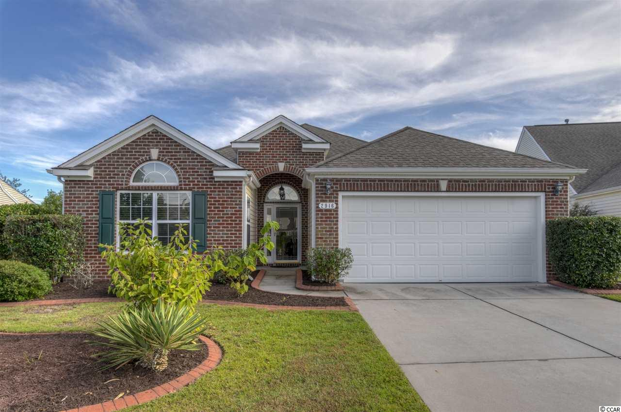 Detached MLS:1818795   2916 Scarecrow Way Myrtle Beach SC