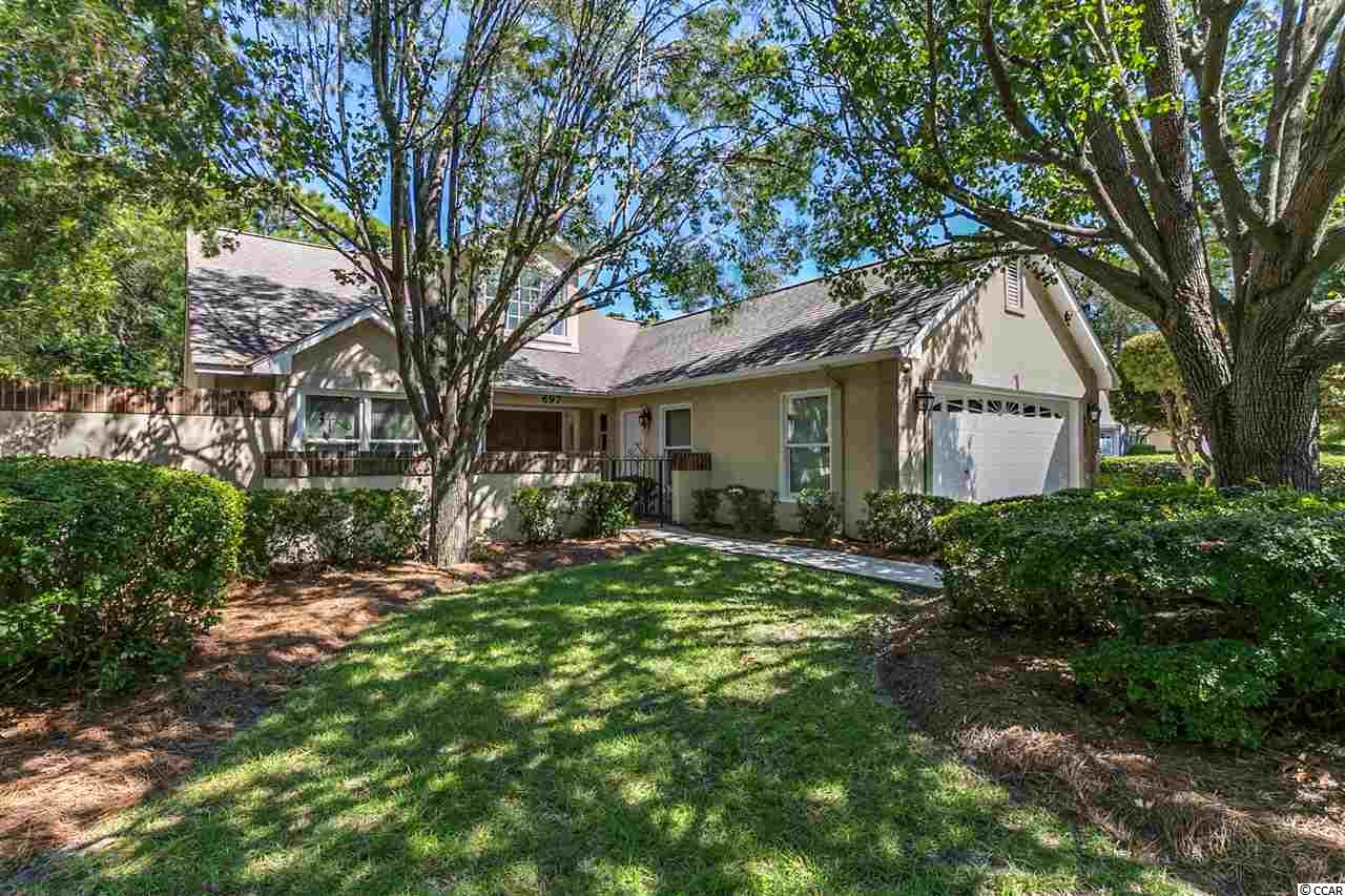Detached MLS:1818808   697 Providence Dr. Myrtle Beach SC
