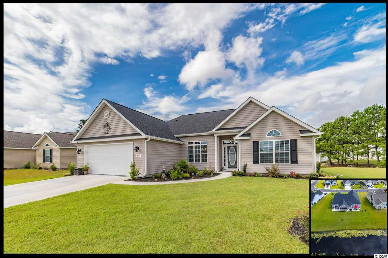 Detached MLS:1818836   821 Garden Park Dr Surfside Beach SC