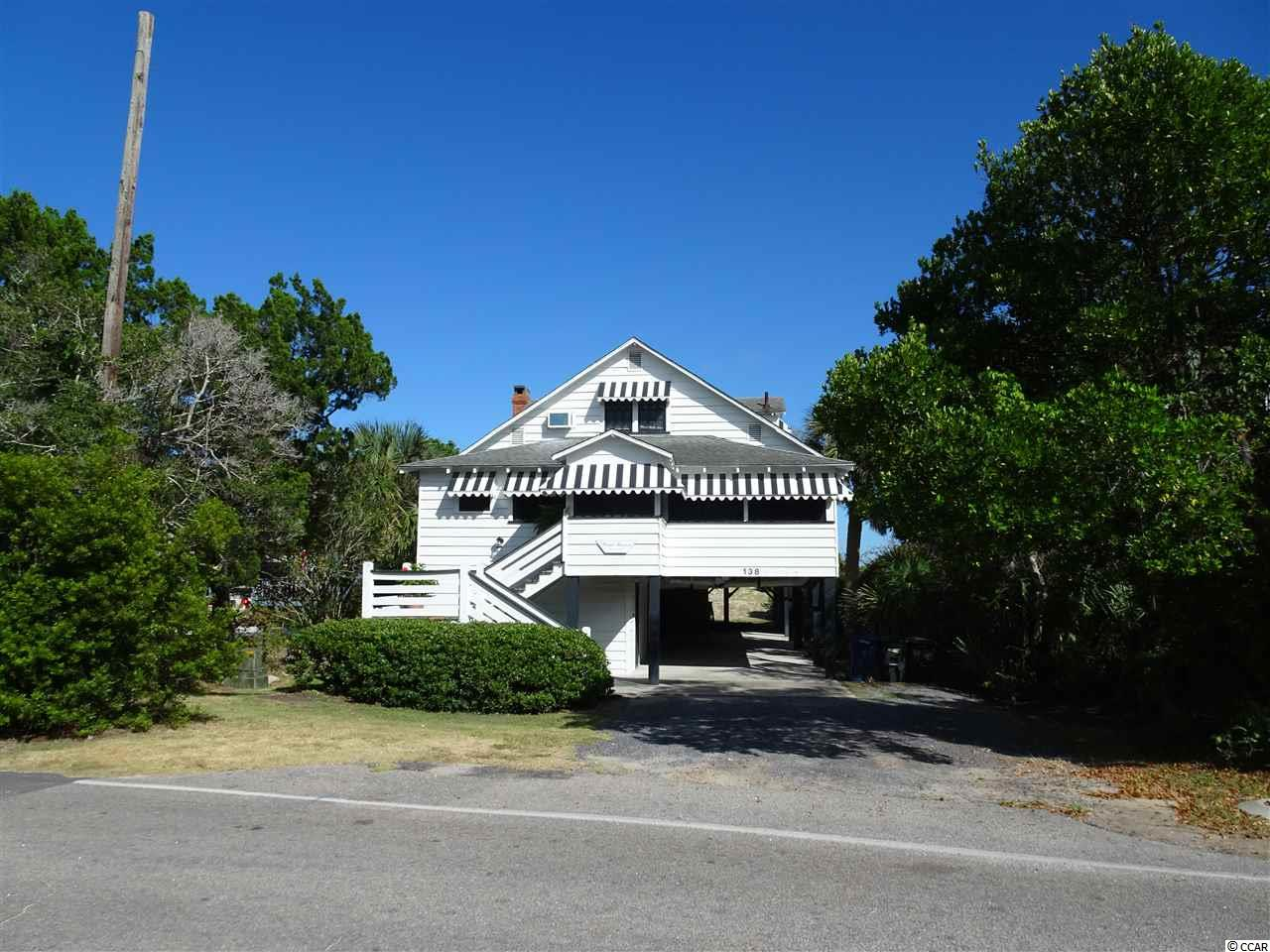Detached MLS:1818846   138 Atlantic Ave. Pawleys Island SC