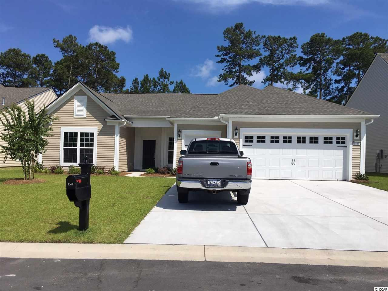 Detached MLS:1818853   1147 Dowling St. Myrtle Beach SC