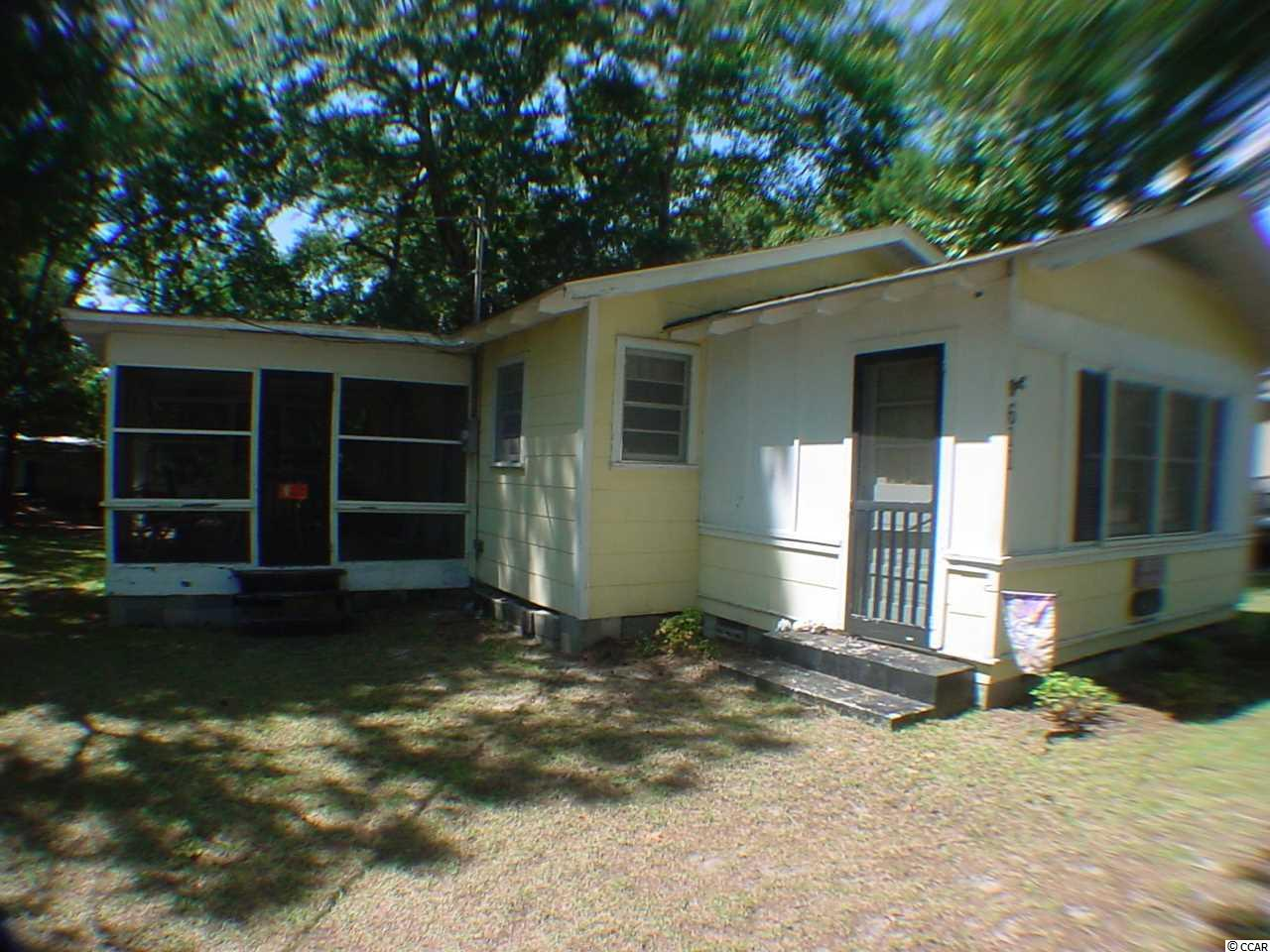 Detached MLS:1818890   611 S 34th ave North Myrtle Beach SC