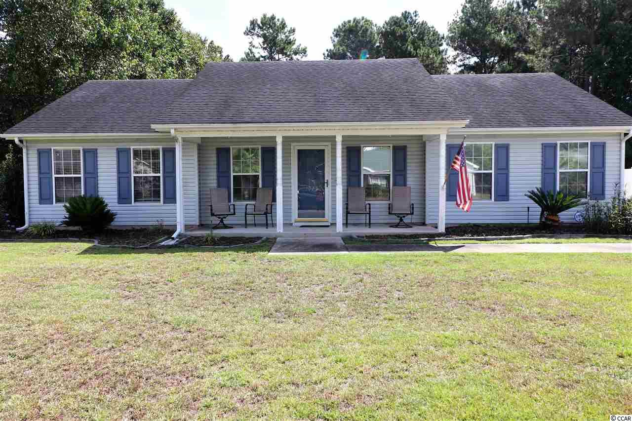 Detached MLS:1818893   1025 Chateau Drive Conway SC