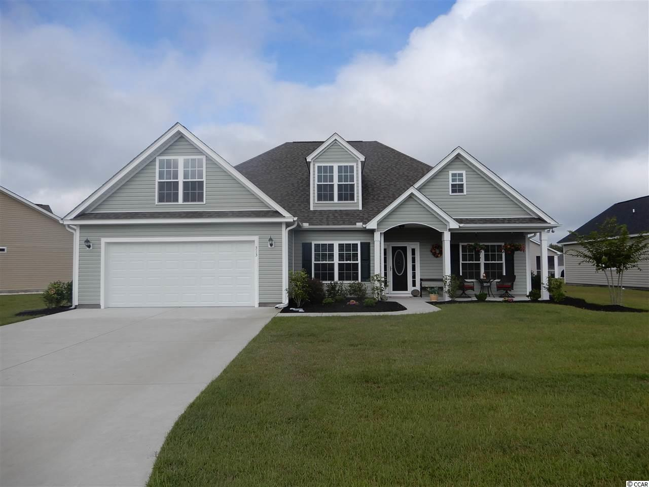 Detached MLS:1818894   313 Greenhaven Dr. Longs SC