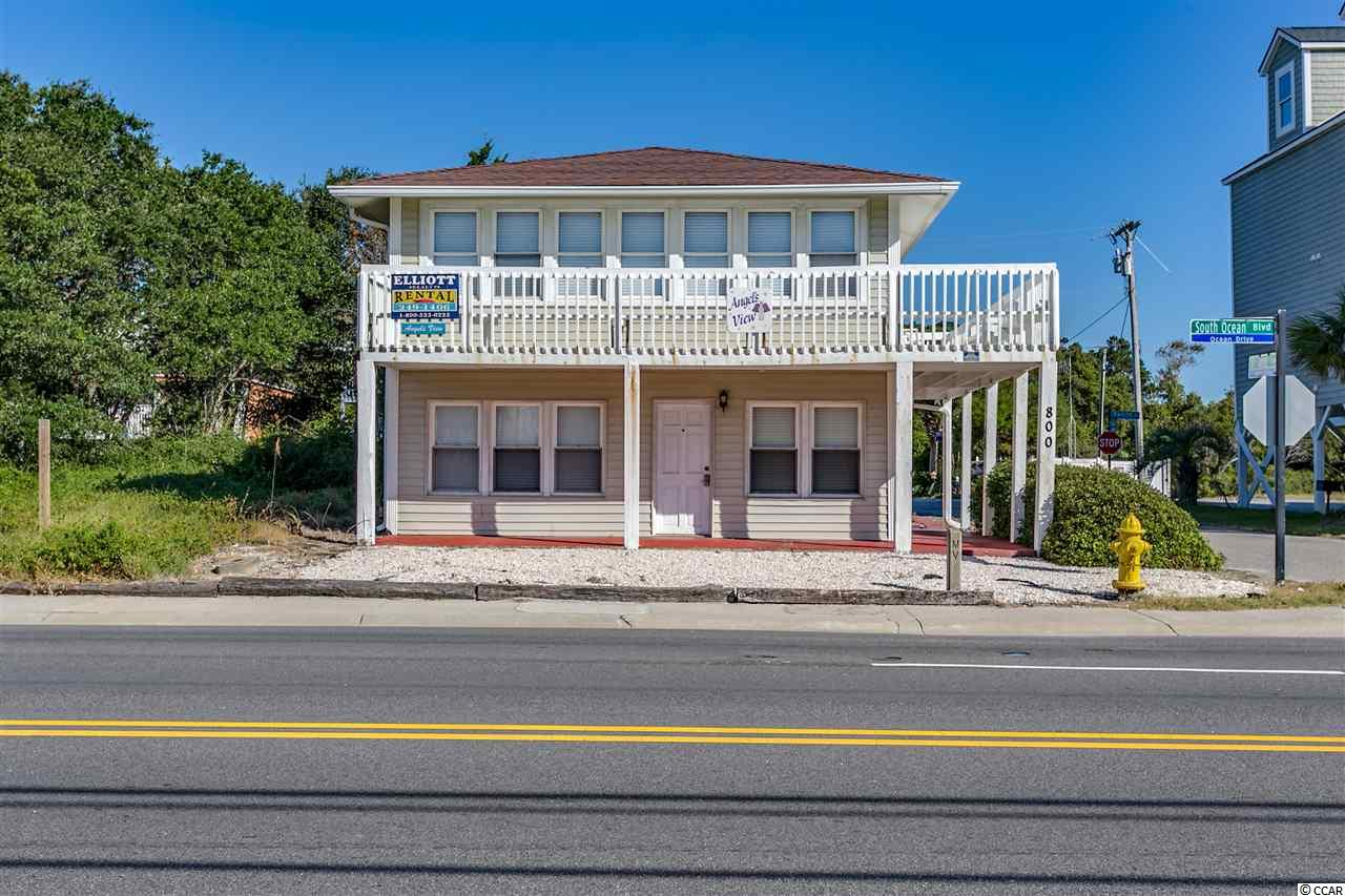 Detached MLS:1818895   800 S Ocean Blvd. North Myrtle Beach SC