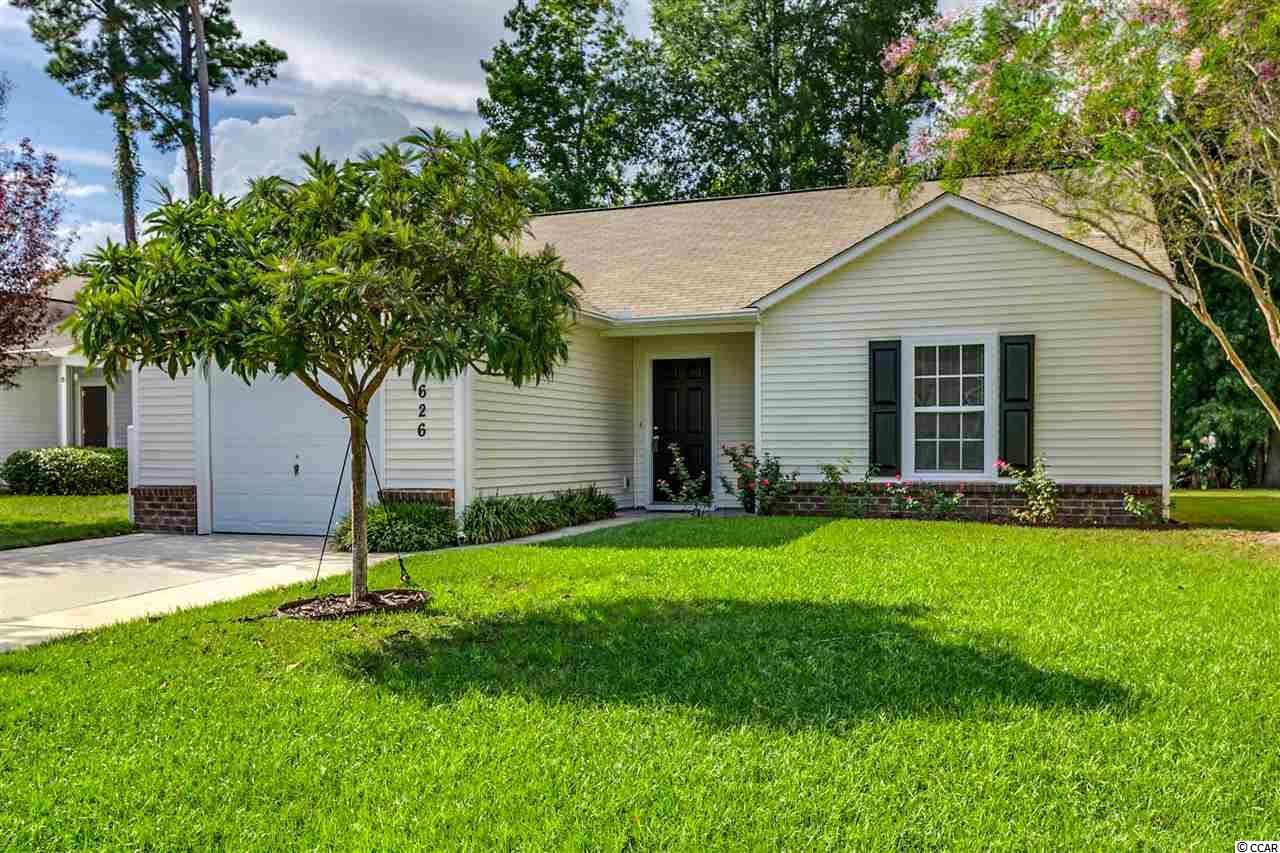 Detached MLS:1818902   626 Oakhurst Drive Myrtle Beach SC