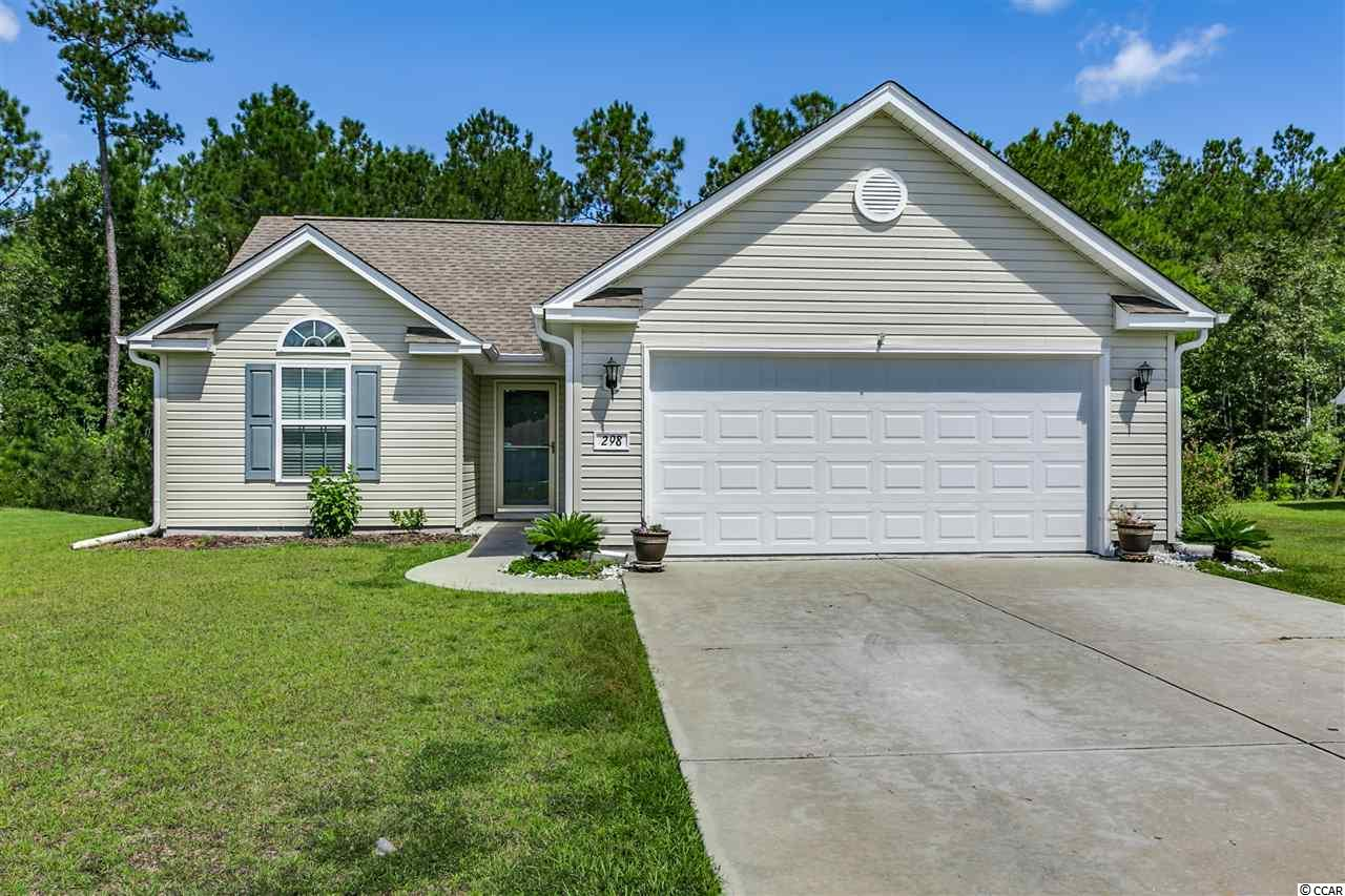 Detached MLS:1818932   298 Caspian Tern Dr. Myrtle Beach SC