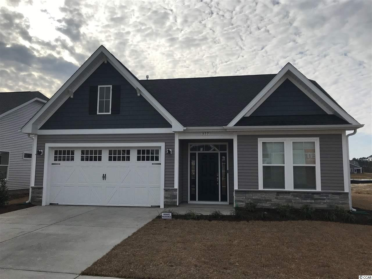 Detached MLS:1818937   377 Switchgrass Loop Little River SC