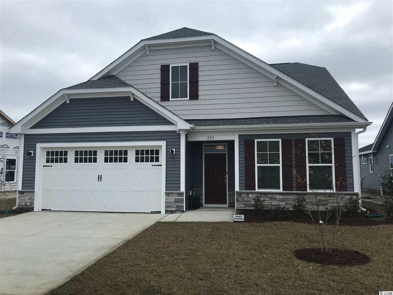 Detached MLS:1818943   209 Switchgrass Loop Little River SC