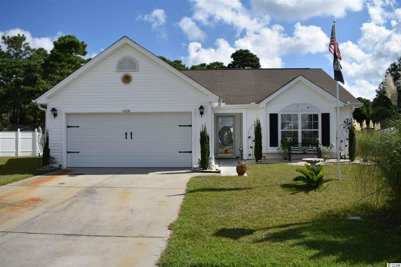 Detached MLS:1818983   4608 Cypress Bay Ct Myrtle Beach SC