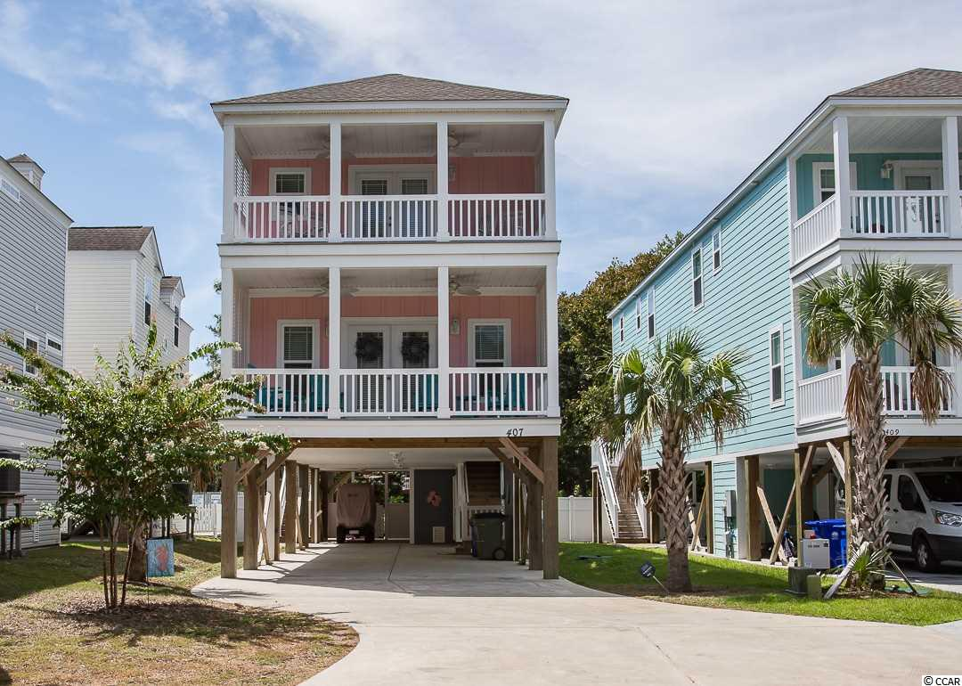 Detached MLS:1818992   407 5th Ave. N Surfside Beach SC