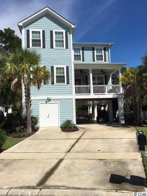Detached MLS:1818995   21 South Beach Dr. Surfside Beach SC