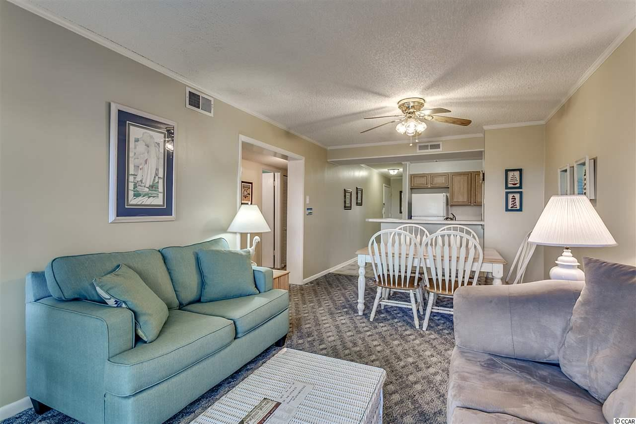 condo for sale at  Building 3 at 210 N Ocean Blvd. North Myrtle Beach, SC