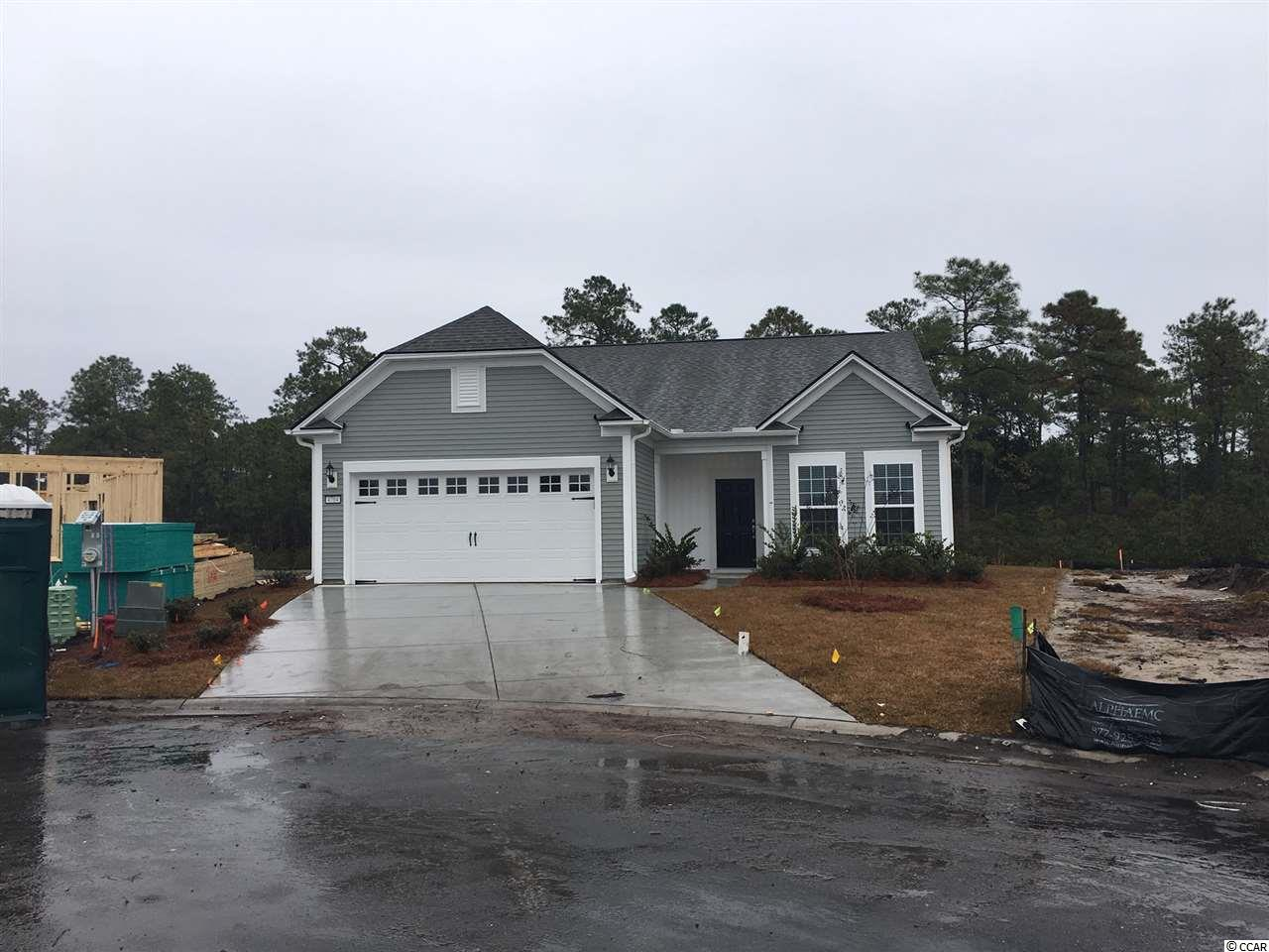 Detached MLS:1819014   4704 Baylor Court Myrtle Beach SC