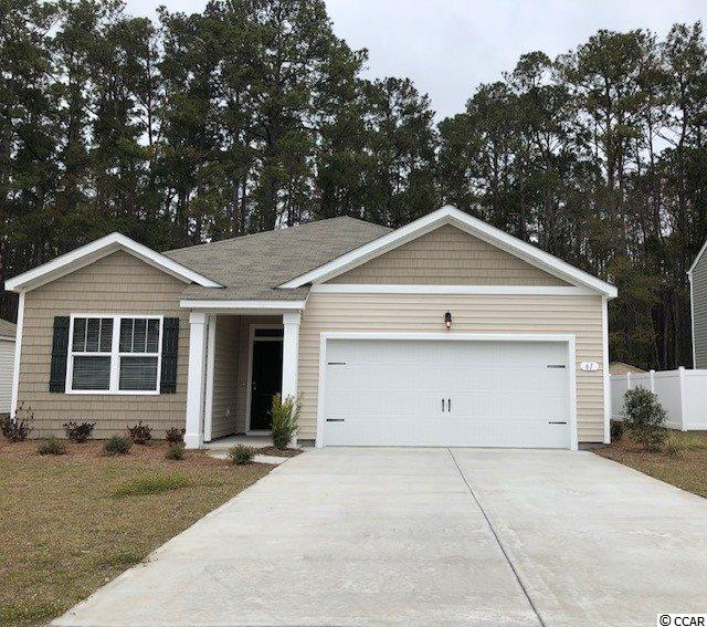 Detached MLS:1819015   61 Parkside Dr. Pawleys Island SC