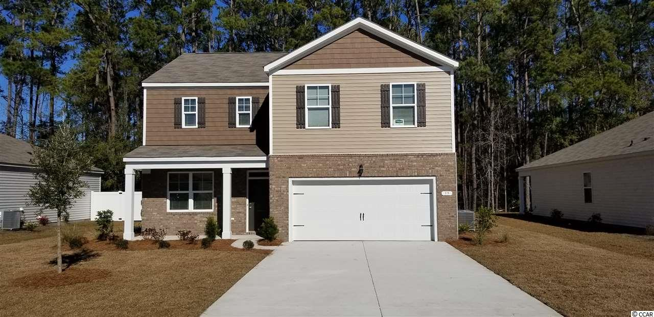 Detached MLS:1819017   39 Parkside Drive Pawleys Island SC