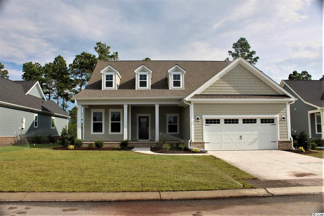 Detached MLS:1819032   653 Indigo Bay Circle Myrtle Beach SC
