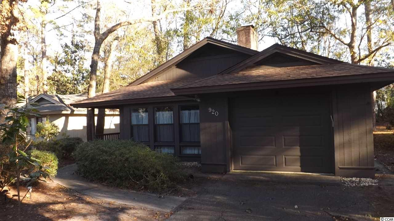 Detached MLS:1819048   920 Briarwood Drive Myrtle Beach SC