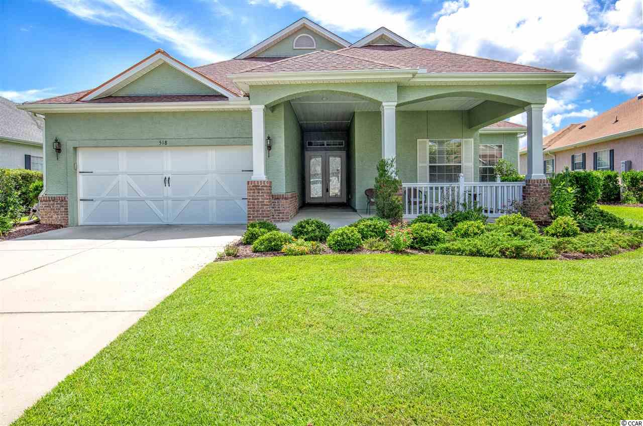 Detached MLS:1819074   518 Inverrary St. Murrells Inlet SC