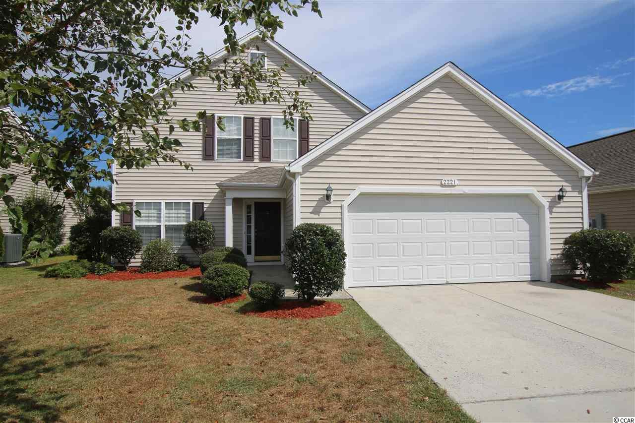 Detached MLS:1819082   2221 Haystack Way Myrtle Beach SC