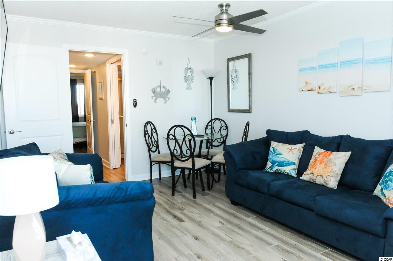 1 bedroom condo at 2001 S Ocean Blvd.